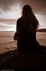 Solitude - by Moyan Brenn